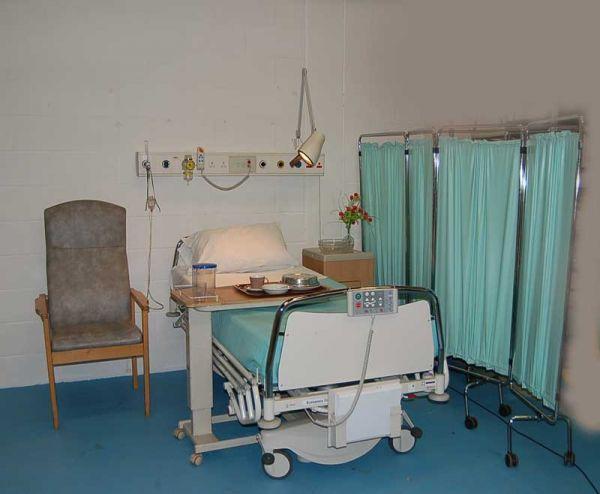 Hospital Ward Film Set Curious Science