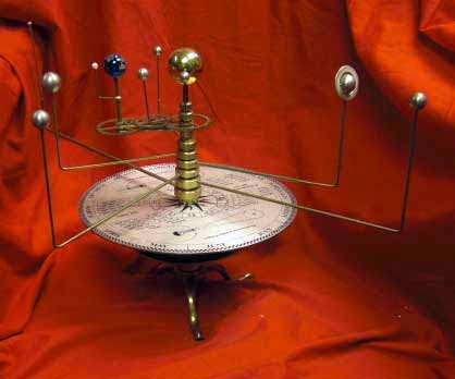 solar system planetarium model - photo #9
