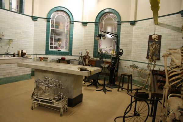 The Operating Theatre Victorian Operating Theatre