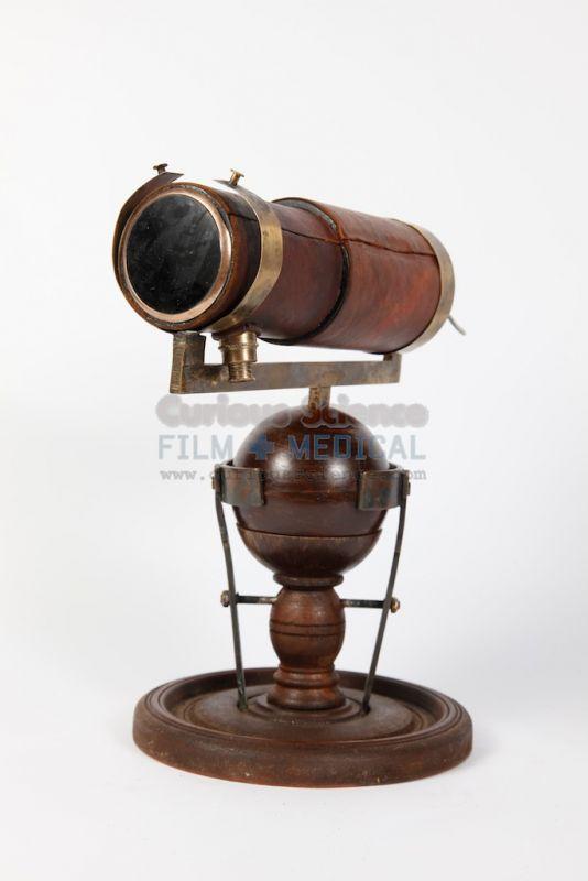 Newton S Telescope Antique Telescopes