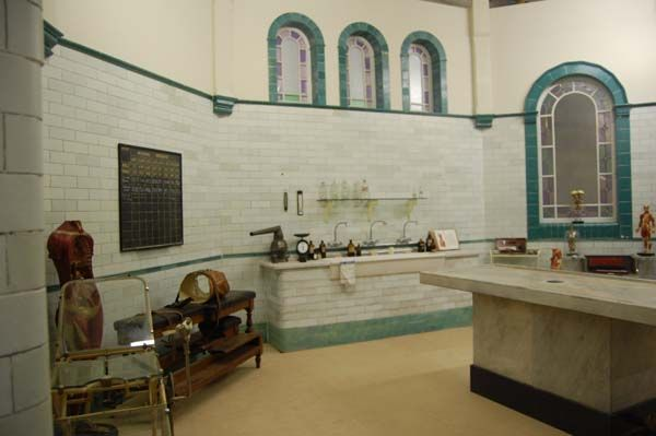 Old Operating Theatre For Hire In West London Victorian