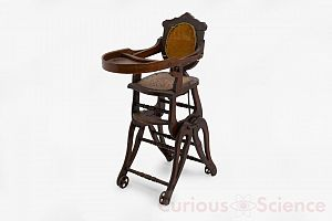 Baby High Chair Victorian