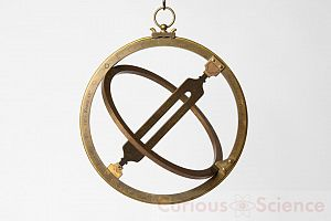 Hanging Sundial / Astrolabe