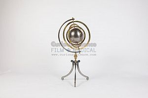 Steel and Brass Armillary