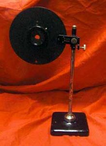 Vintage Optical Bench Apparatus