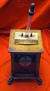 Antique Quadrant Electrometer