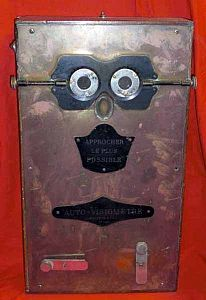 Antique Ophthalmic Optometer