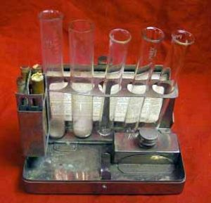 Vintage Portable Physician's Diagnostic Set