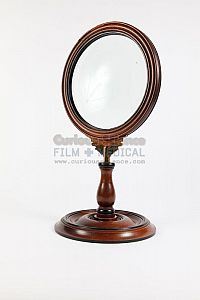 Large Antique Magnifying Glass