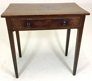 Wooden table / desk