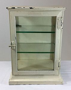 Small medical cabinet