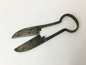 Antique shears