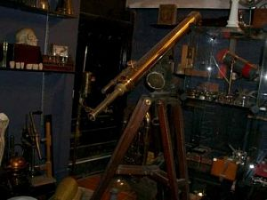 Large telescope 19th c.