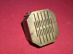 Brass scarificator 19th c