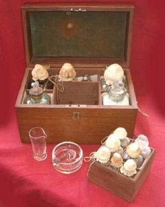 Early 19th Century Medicine Chest