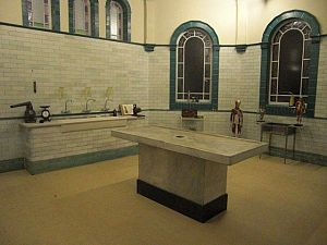 Victorian Operating Theatre in Park Royal