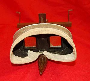 Holmes Type Stereo Viewer