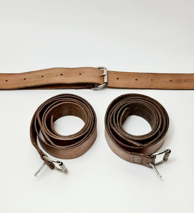 Leather Body Strap