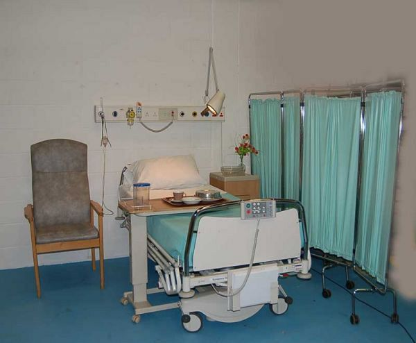 Hospital Ward Film Set