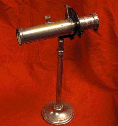 Antique Optometer For Prescribing Spectacles