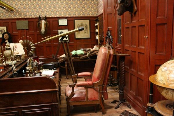 The Consulting Room