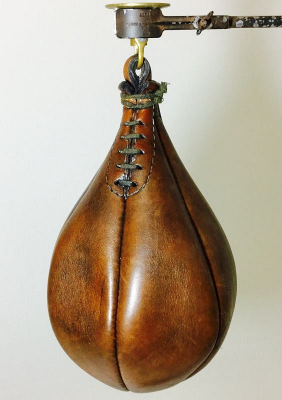 Vintage punchball