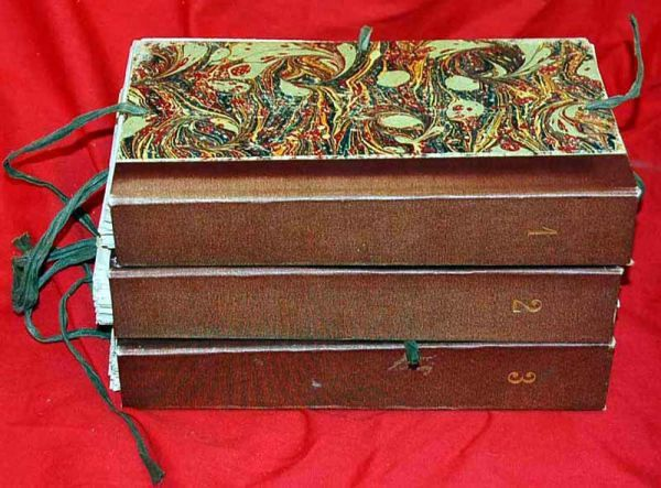 Antique Folio Cases